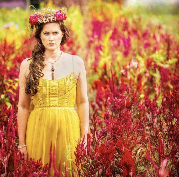 Persephone in Fields of Fire