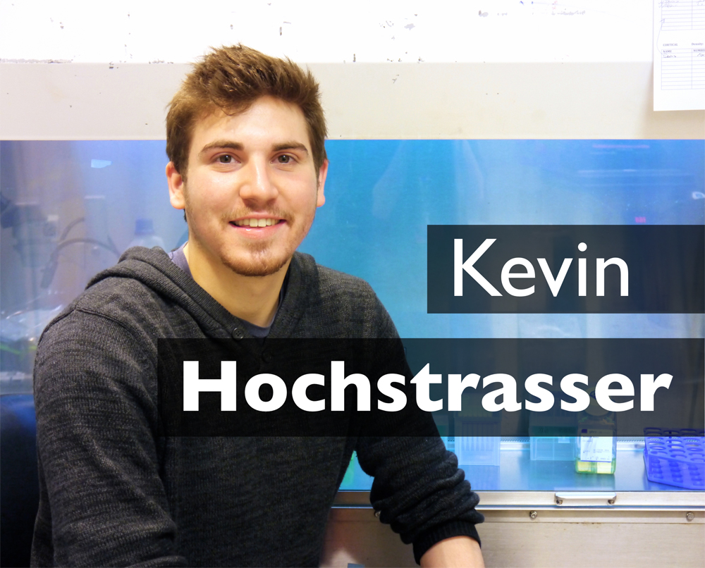 Research Assistant  Kevin is originally from Chicago, Illinois and received his B.S. from Yale University in 2015. He enjoys concerts, playing tennis and squash, and swimming. Kevin just started medical school at Emory University.