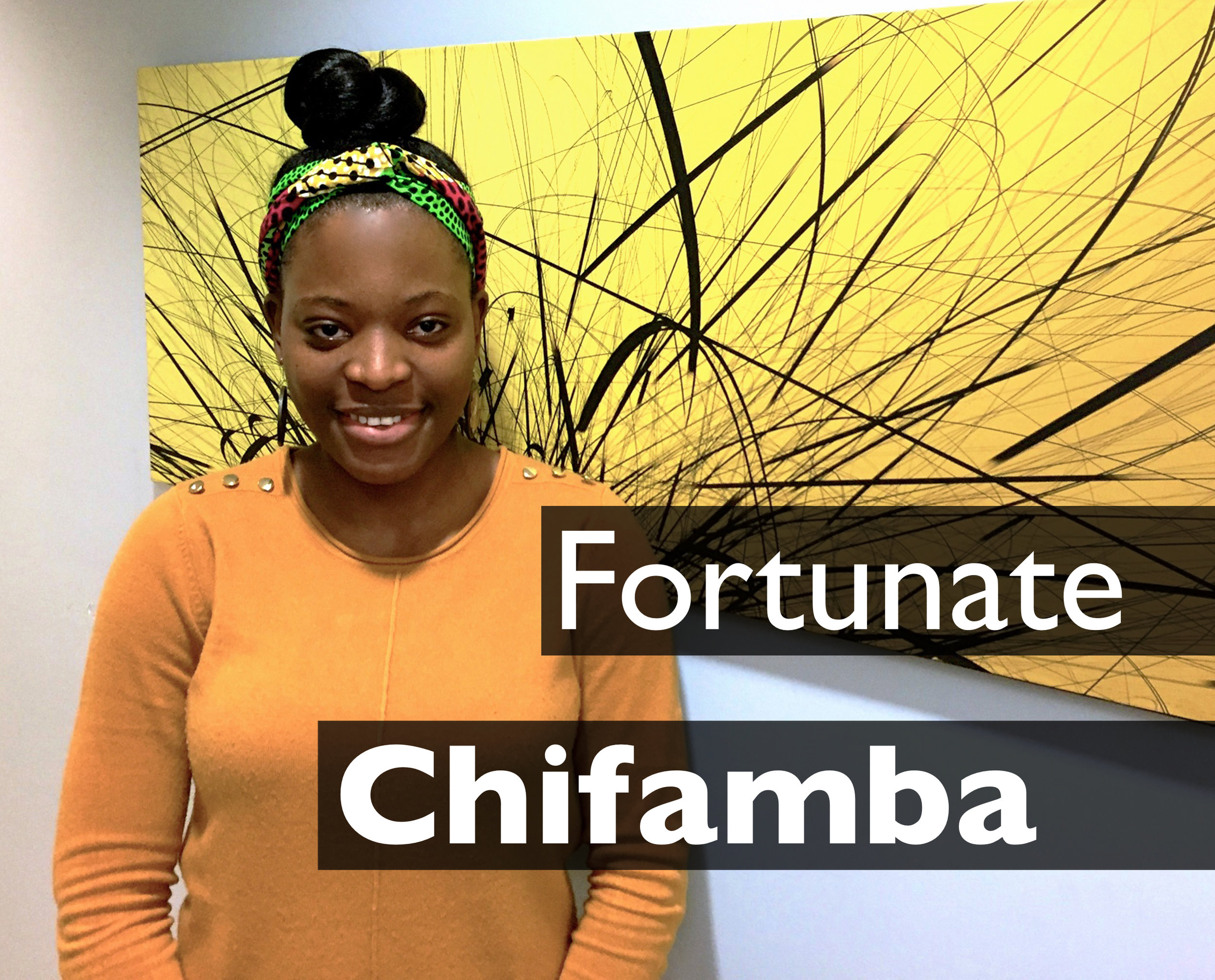 Research Assistant  Fortunate is from Harare, Zimbabwe 🇿🇼 and received her B.A in Biochemistry from Smith College in 2016. She enjoys cooking and baking, and has a passion for fashion and design. She hopes to attend medical school in the future.