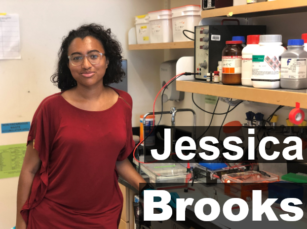 Graduate Student  jnbrooks@g.harvard.edu  Jessica Brooks is a Harvard graduate student in the Biological and Biomedical Sciences program, with an undergraduate degree in biology and neuroscience from Princeton. She usually has a more natural smile.