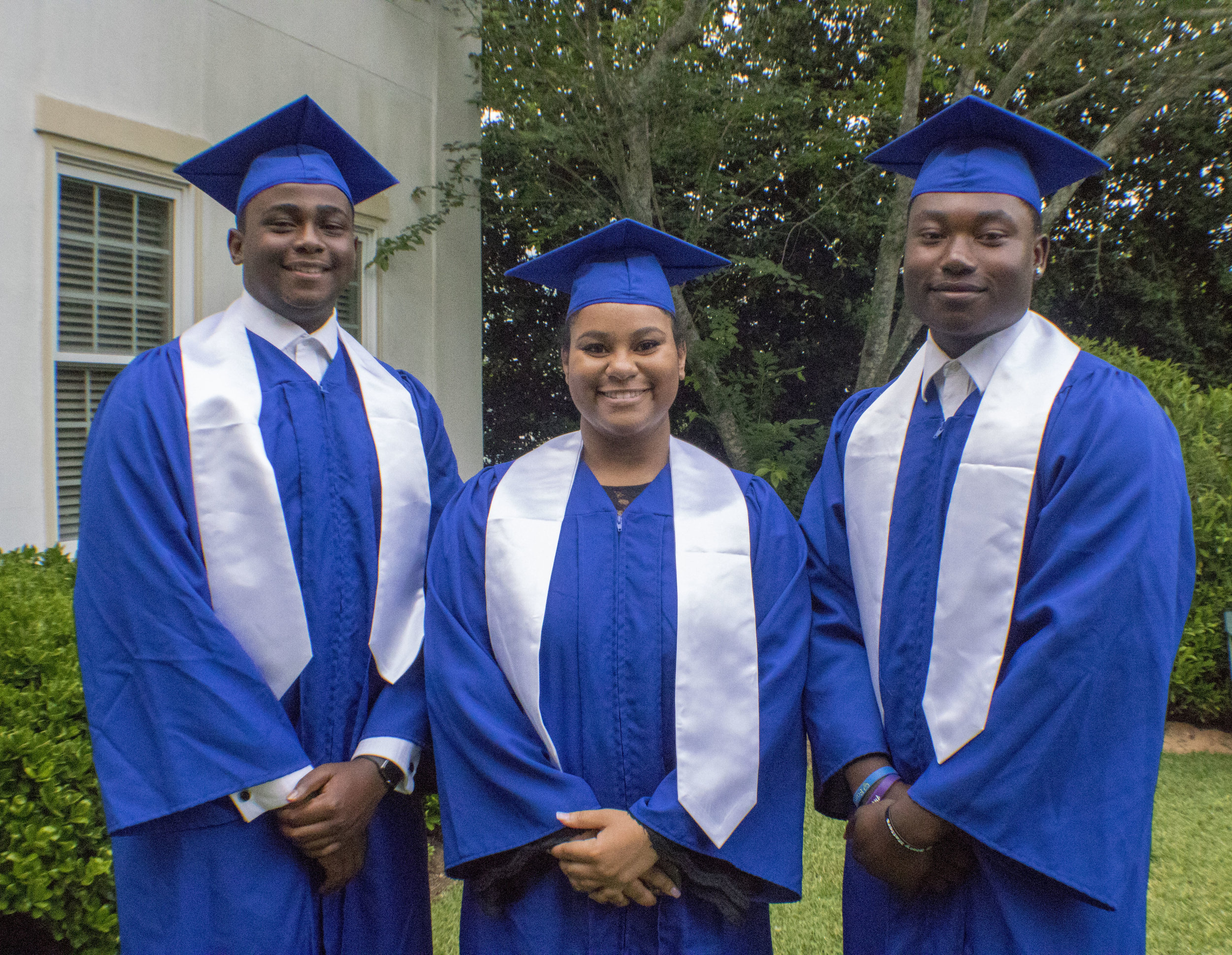 Walton County Boys & Girls Club Graduates