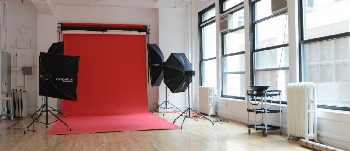 Space4Shoots - Studio 1
