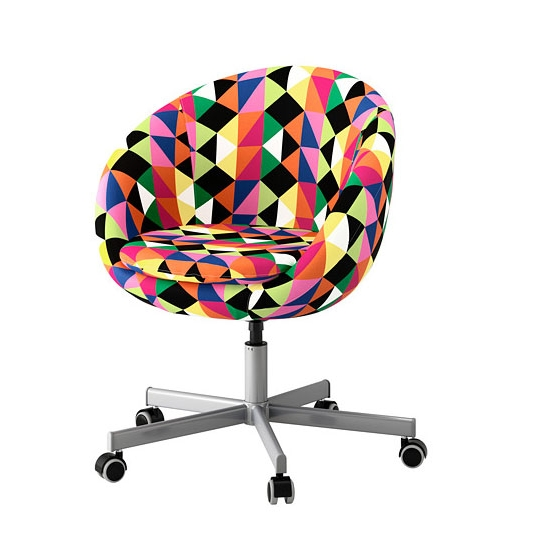 Multi-Color Arm Chair ($10)