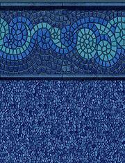 woodstock tile bluewater  20/27 mil wall 20/27 mil floor