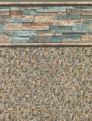 mesa tile clearwater  20/27 mill wall 20/27 mil floor