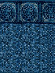 NORTHSTAR tile BOARDWALK  27 mil wall 27 mil floor