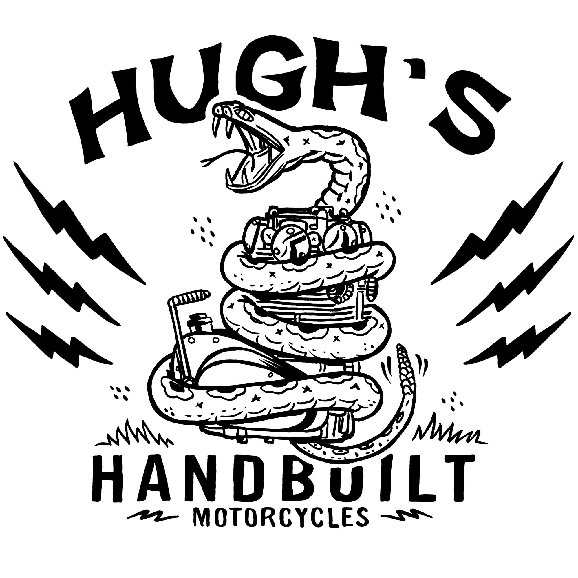 Hugh's HAndBuilt SHirt Graphic 01