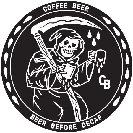 coffee beer brand work