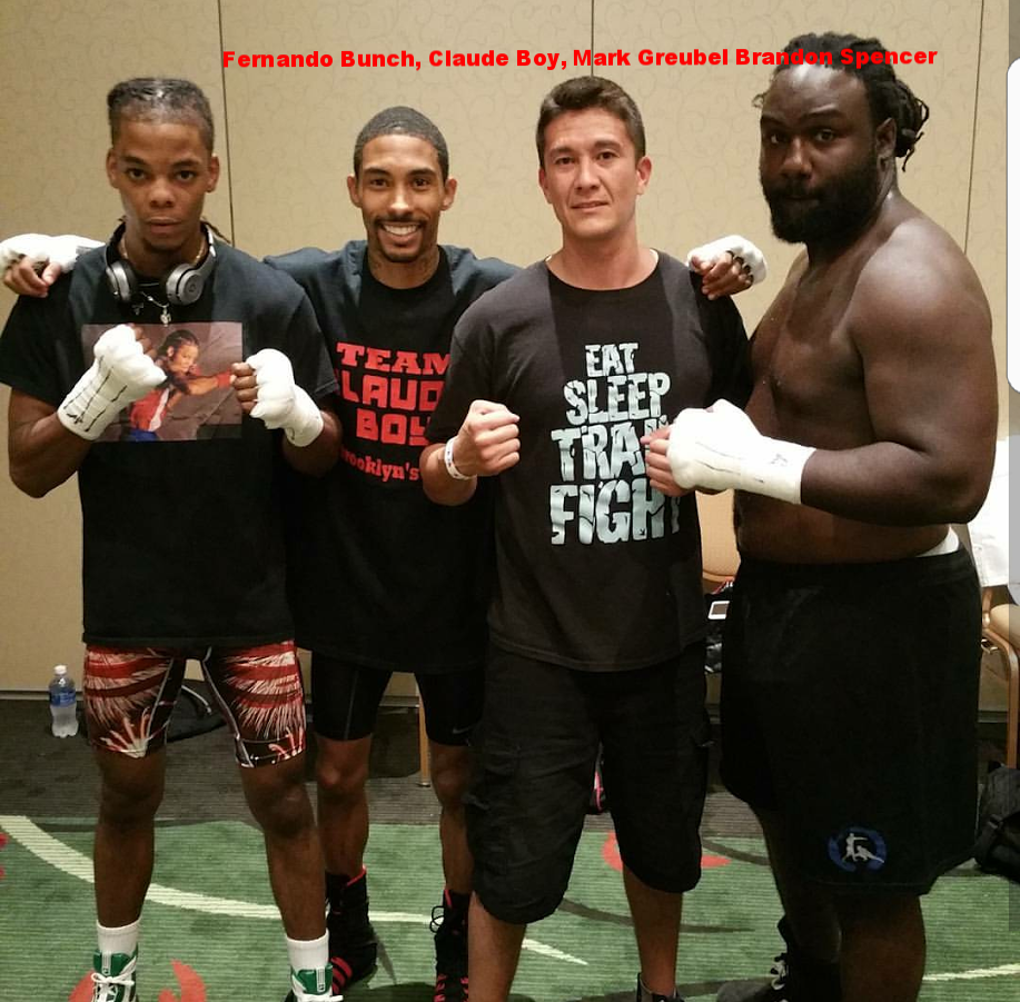 Augusta boxers