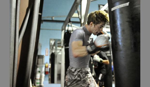 Nicholas Torrance Augusta Boxing prodigy