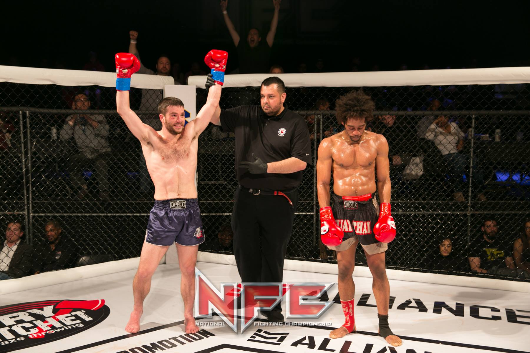 Adam Poore wins PRO Debut! - Congratulations Adam Poore on an outstanding performance in your PRO kickboxing debut!