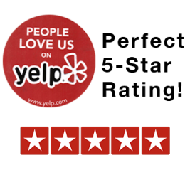 IT Support - Five Star Yelp Raiting