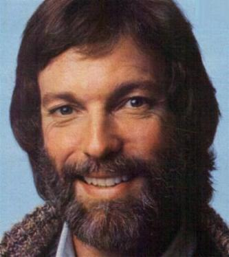 Richard Chamberlain - The 1970's were a great time to sport the full beard.