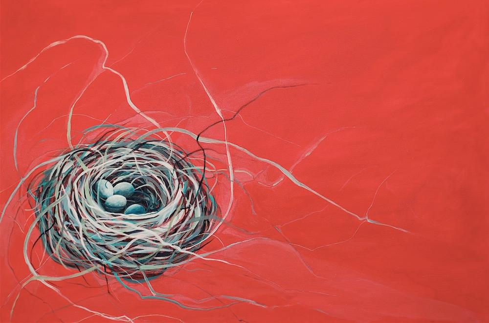 Red Nest (24x36).jpg