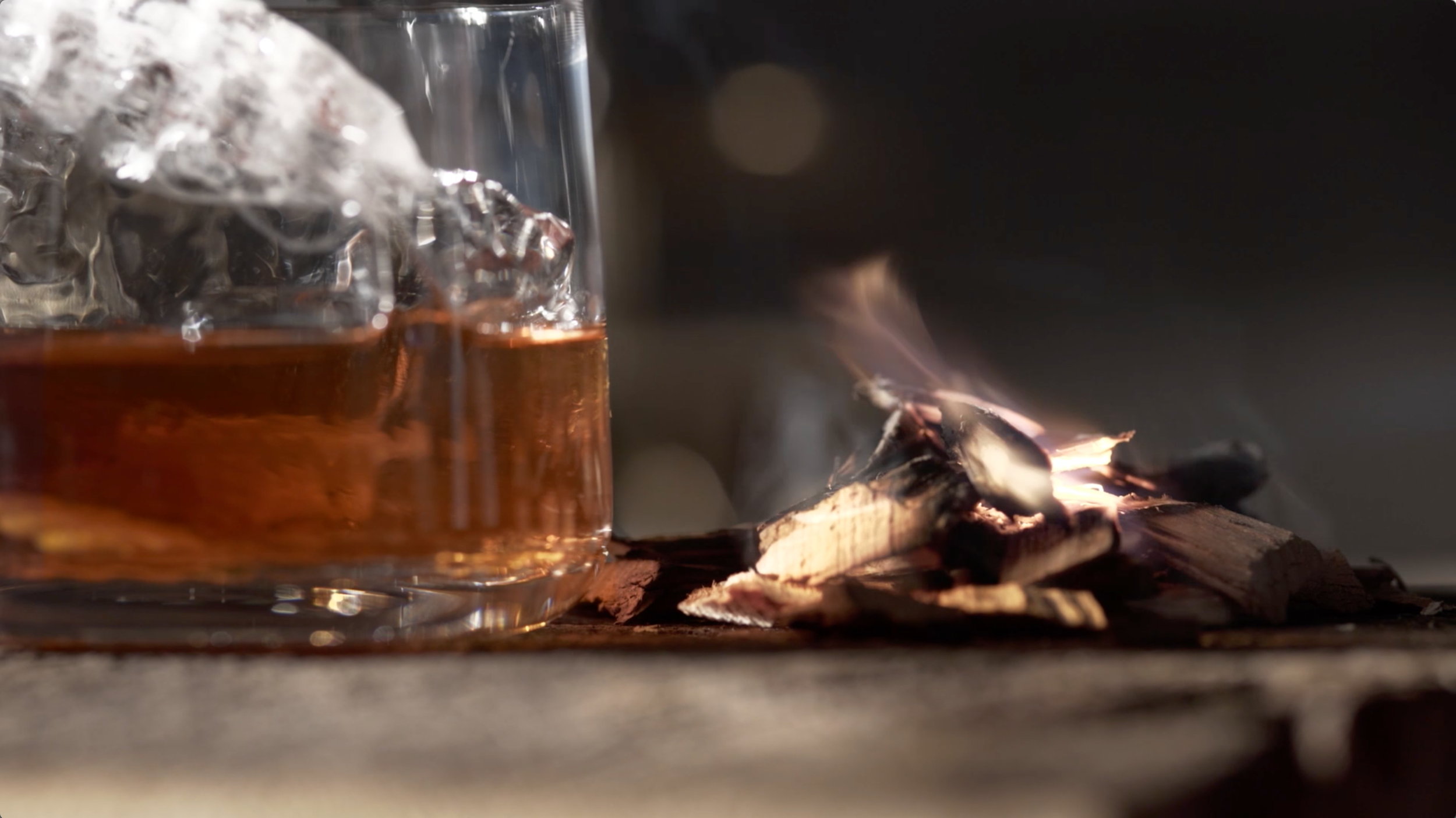Smoked Old Fashioned Video
