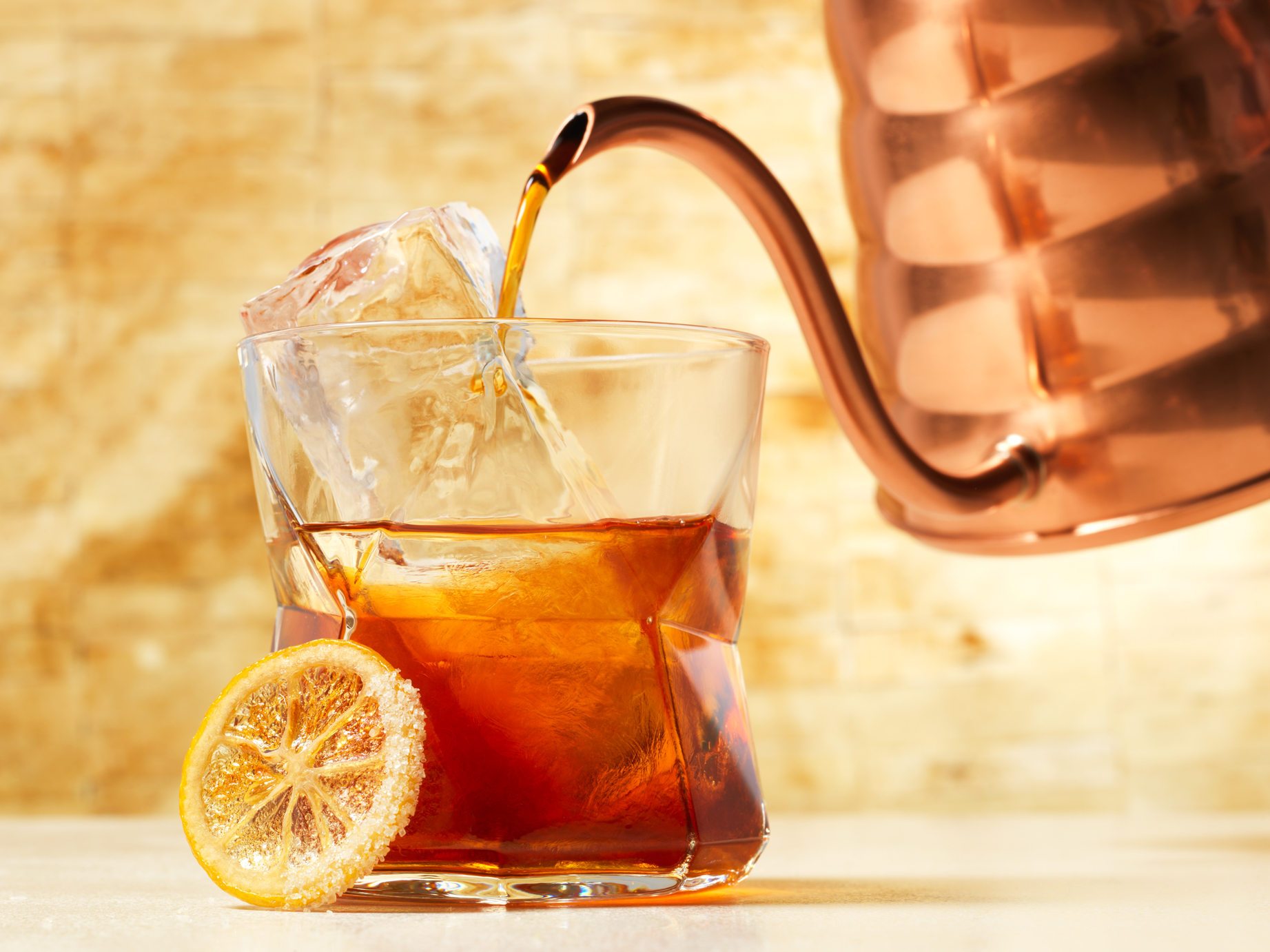 Lapsang Souchong Cocktail