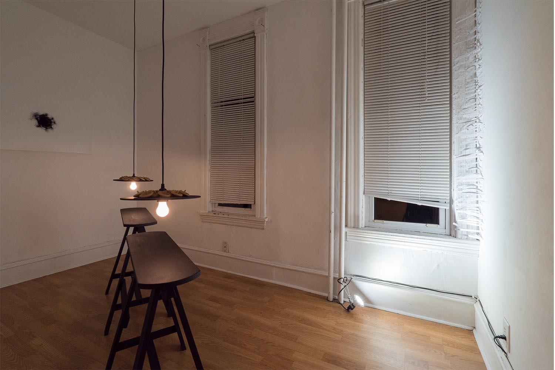 mara d    uvra  / john fleischer / installation view