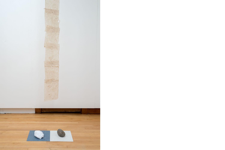 linda moncada  / installation view
