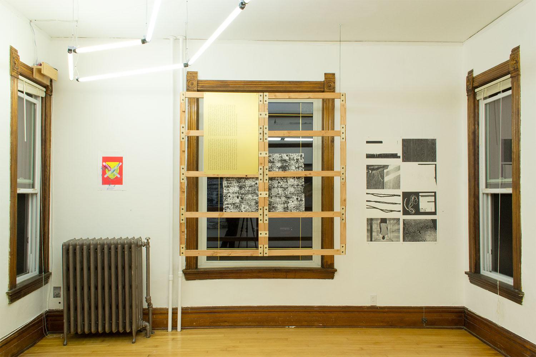 ryan gerald nelson  /  jas stefanski  / installation view