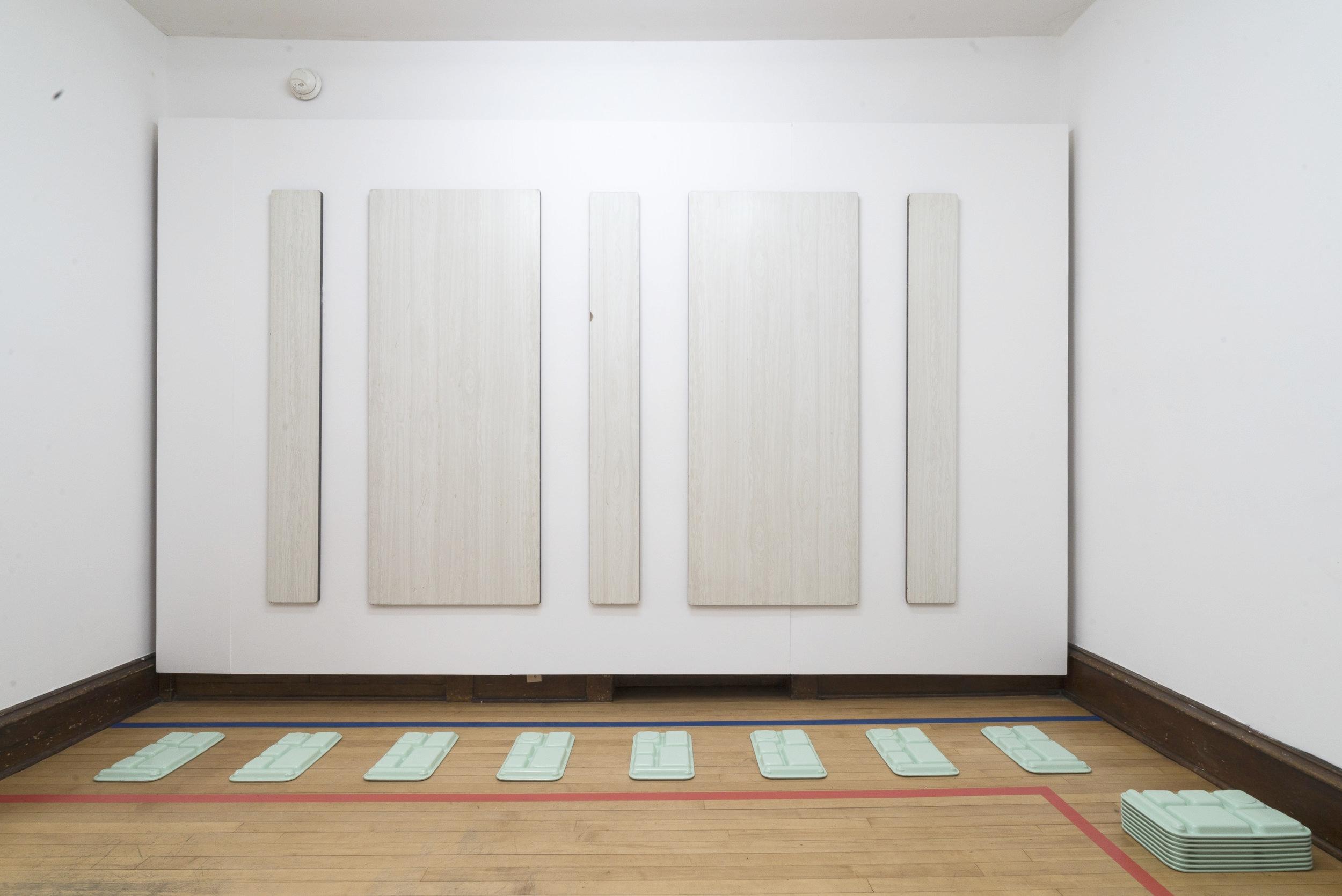 daniel mccarthy clifford  / installation view