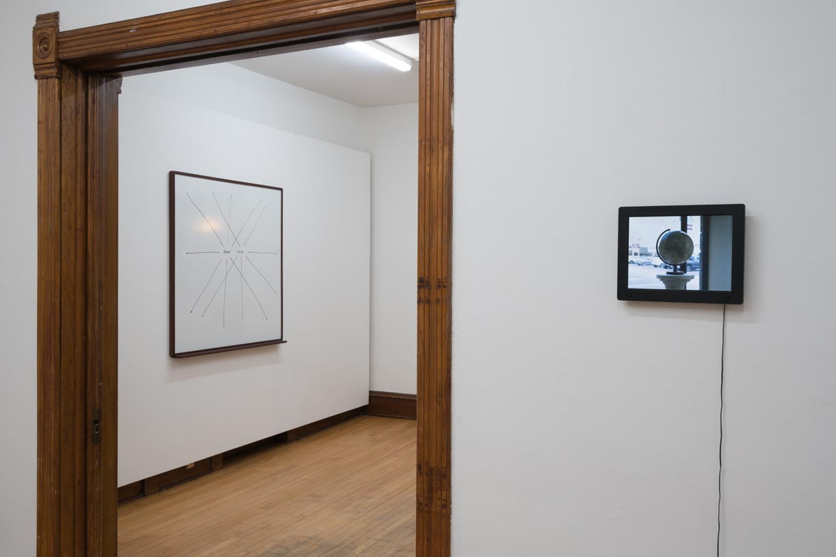 maya krinsky  / instilation view