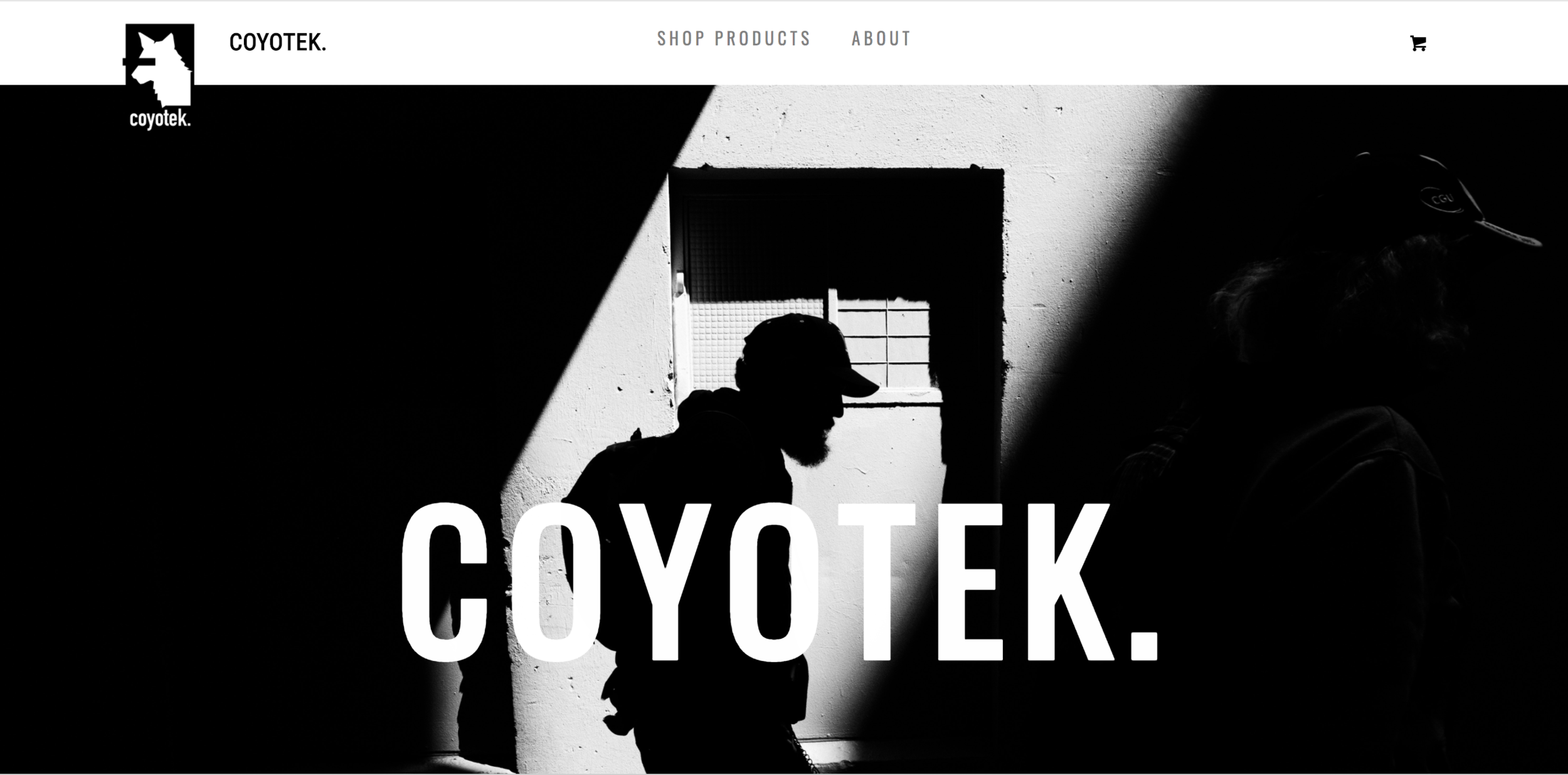 COYOTEK is a speculative web market place used as a tool not only to create things, but to share narratives. We are using product design to materialize the real human stories behind what being a constantly surveilled immigrant means. These products are not solving a problem, but their concept is thought to disturb how surveillance has been normalized in today's society. COYOTEK is an alternate narrative, a slightly extreme version of our reality born to bring a more human approach to the effects of surveillance on immigrants nowadays.