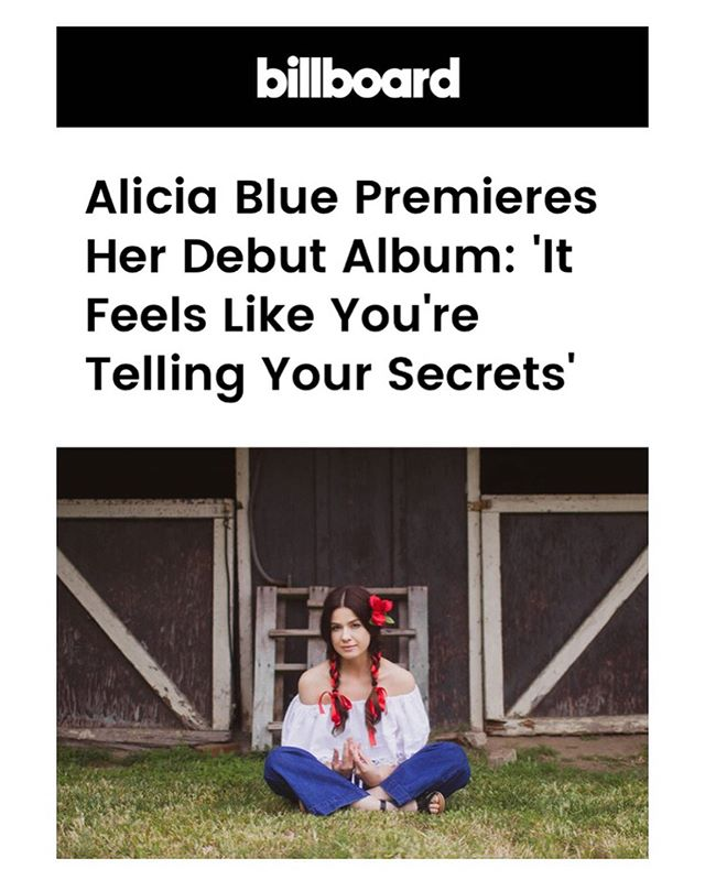 "Thank you @billboard this record is finally out! You took a listen to Magma in March and asked a few questions about the upcoming album and I sure didn't think this would happen. You asked if I was going to make it out of LA, and when you called me up a week ago for this, you said I seem ""like a tight rope walker"" . Idk but I'm just glad to be here. I can only hope these tunes hit a nerve that resonates somewhere true with you♥️ Link in bio . Thank you to the dream team: Producer @theeddierivers  Fairweather produced by @magictylr  Mix/Master @josuecatalan"