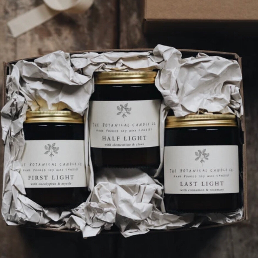 Beautifully calming candles … £13.99 click to buy