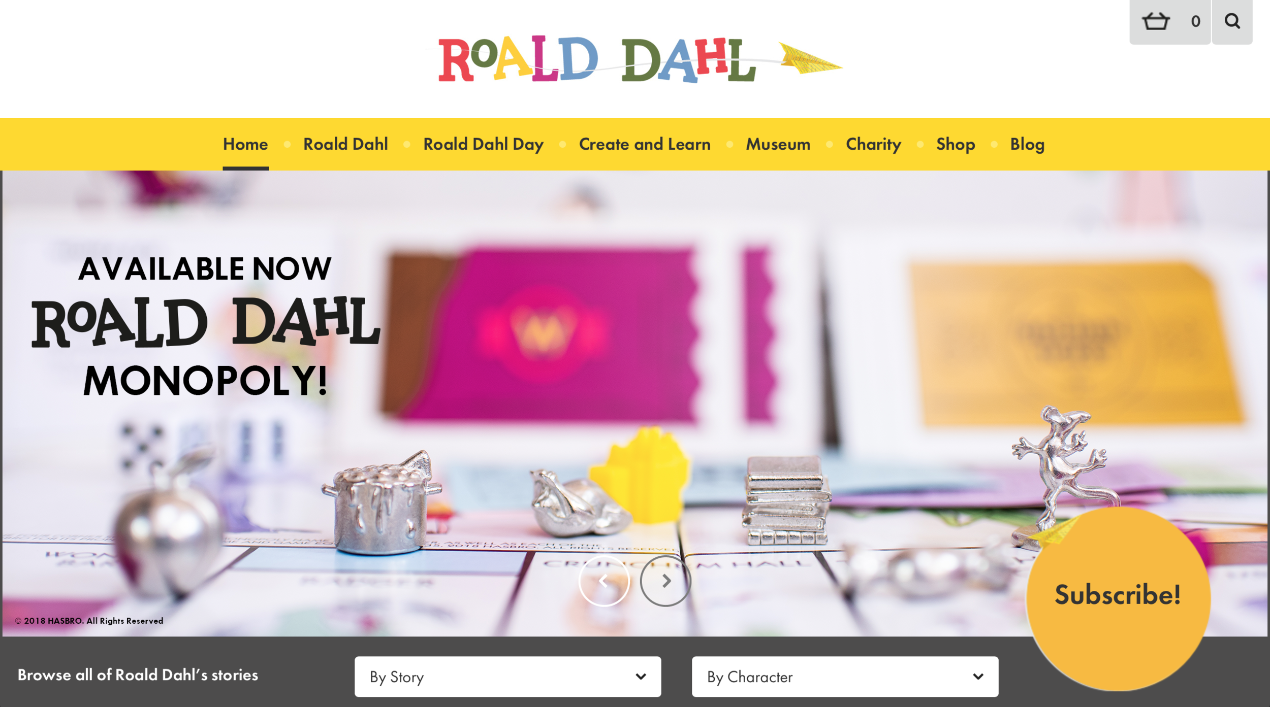 The Roald Dahl Story Company (2018 )