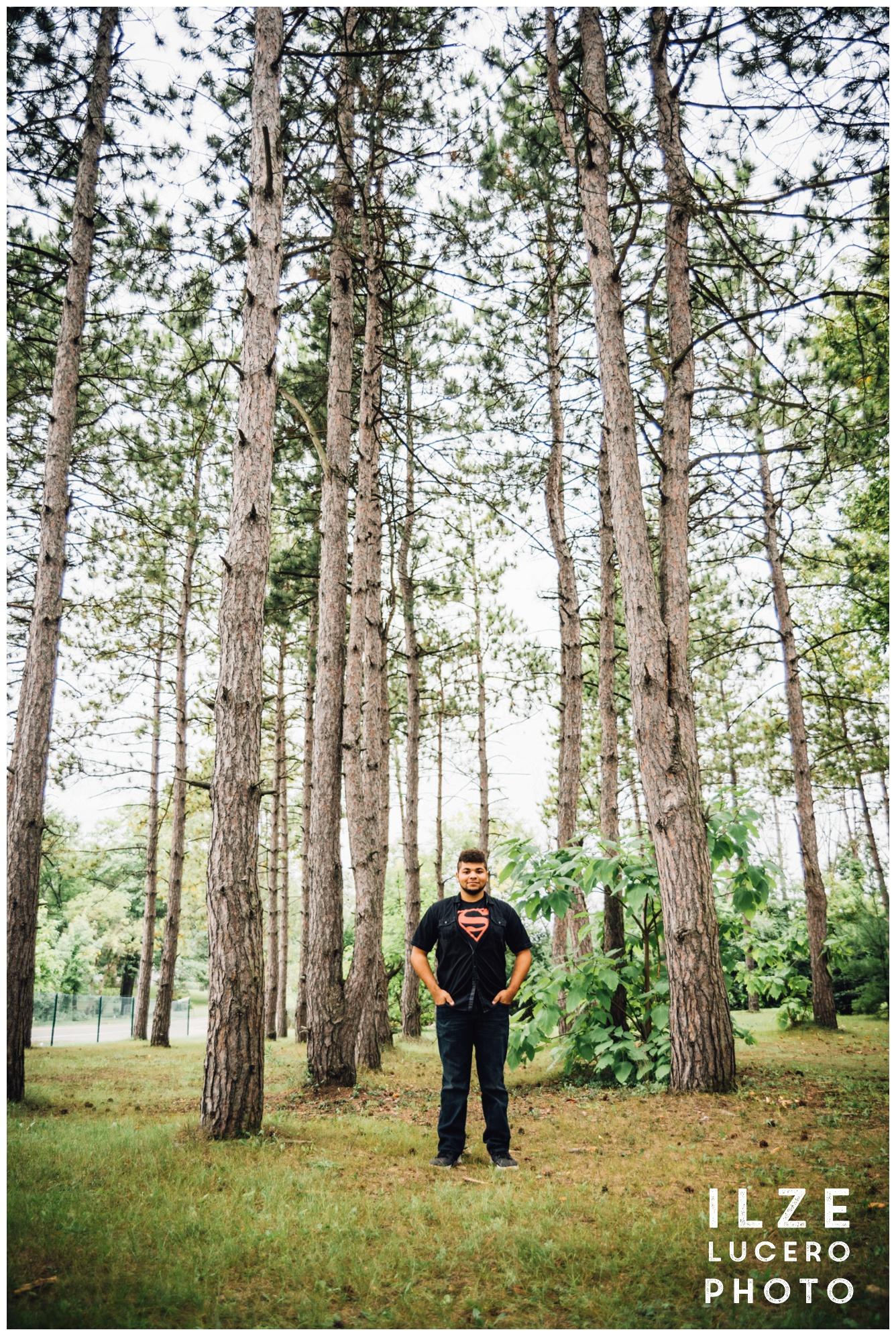 Clarkston Senior Photographer