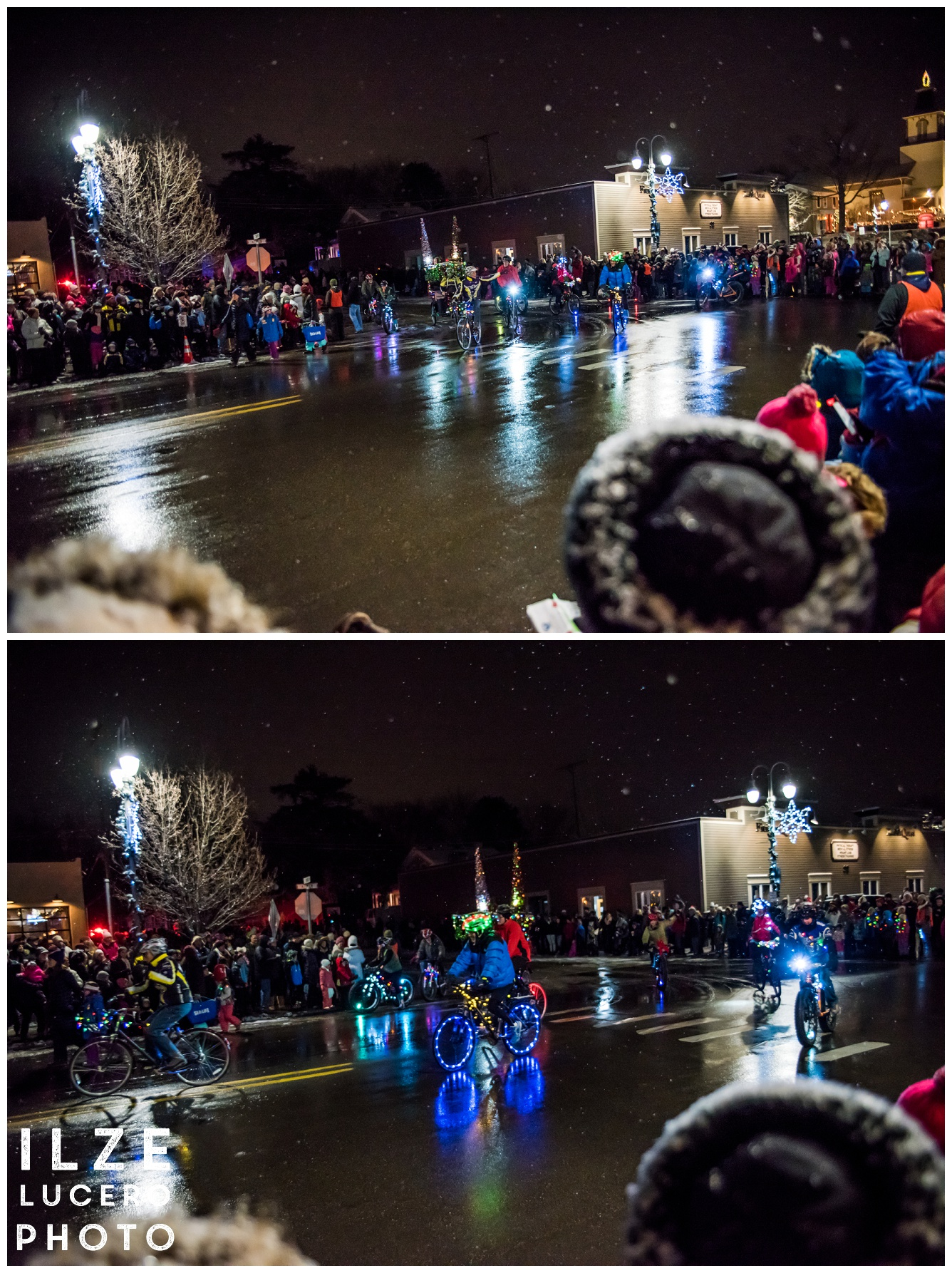 Clarlston Lights Parade