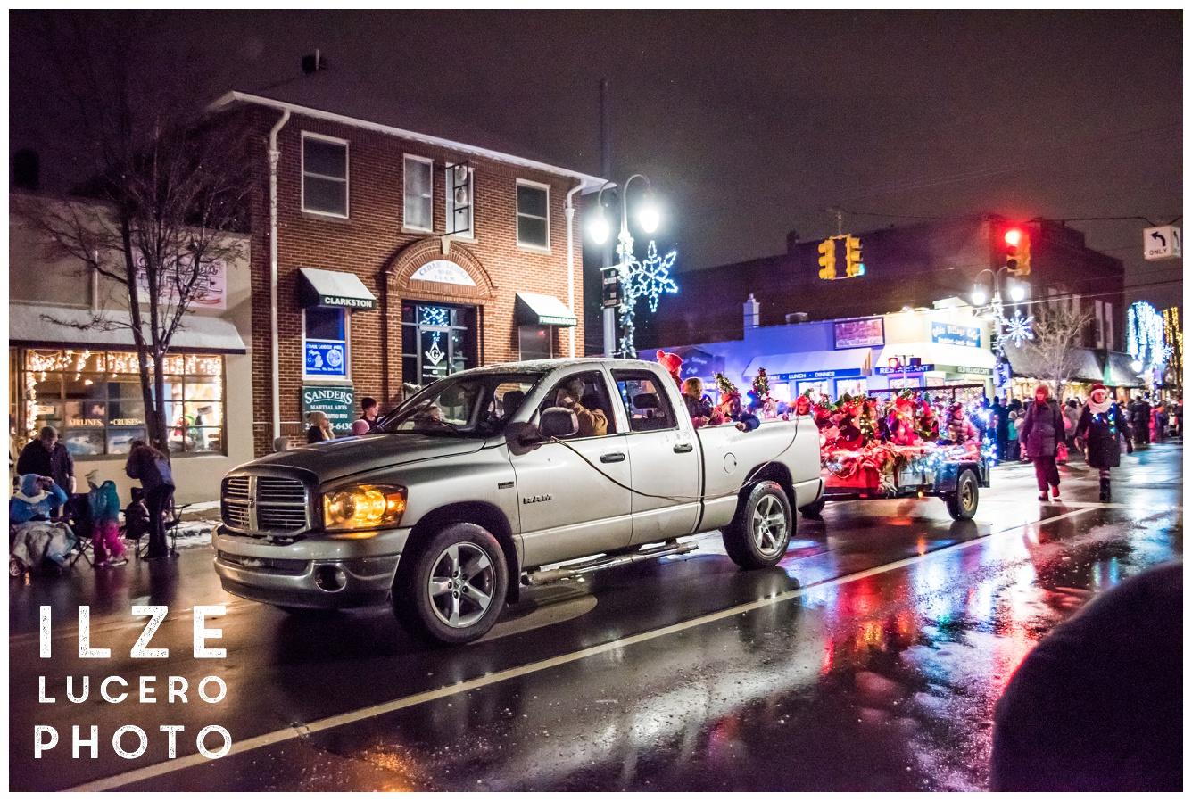 Clarkston Parade