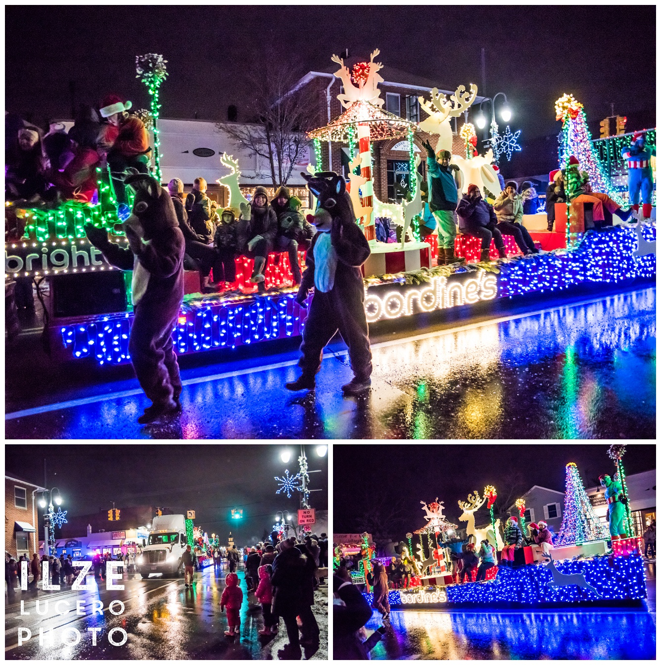 Beautiful  Bordines  float