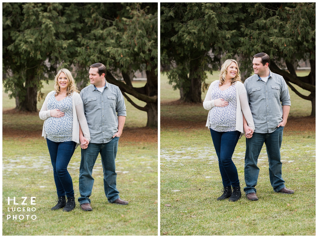 Clarkston Photographer -  Baby Bump