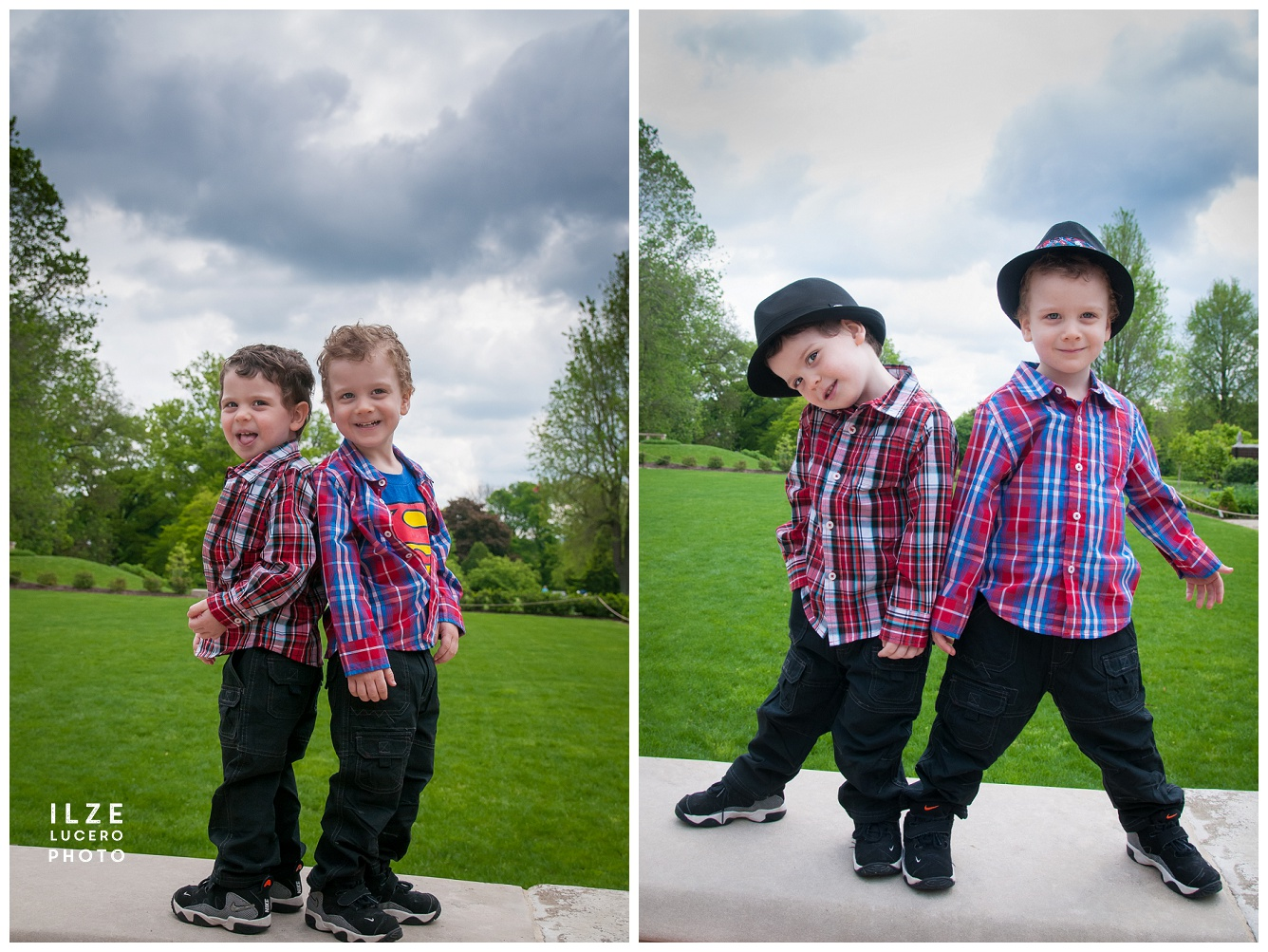 twins -  family session