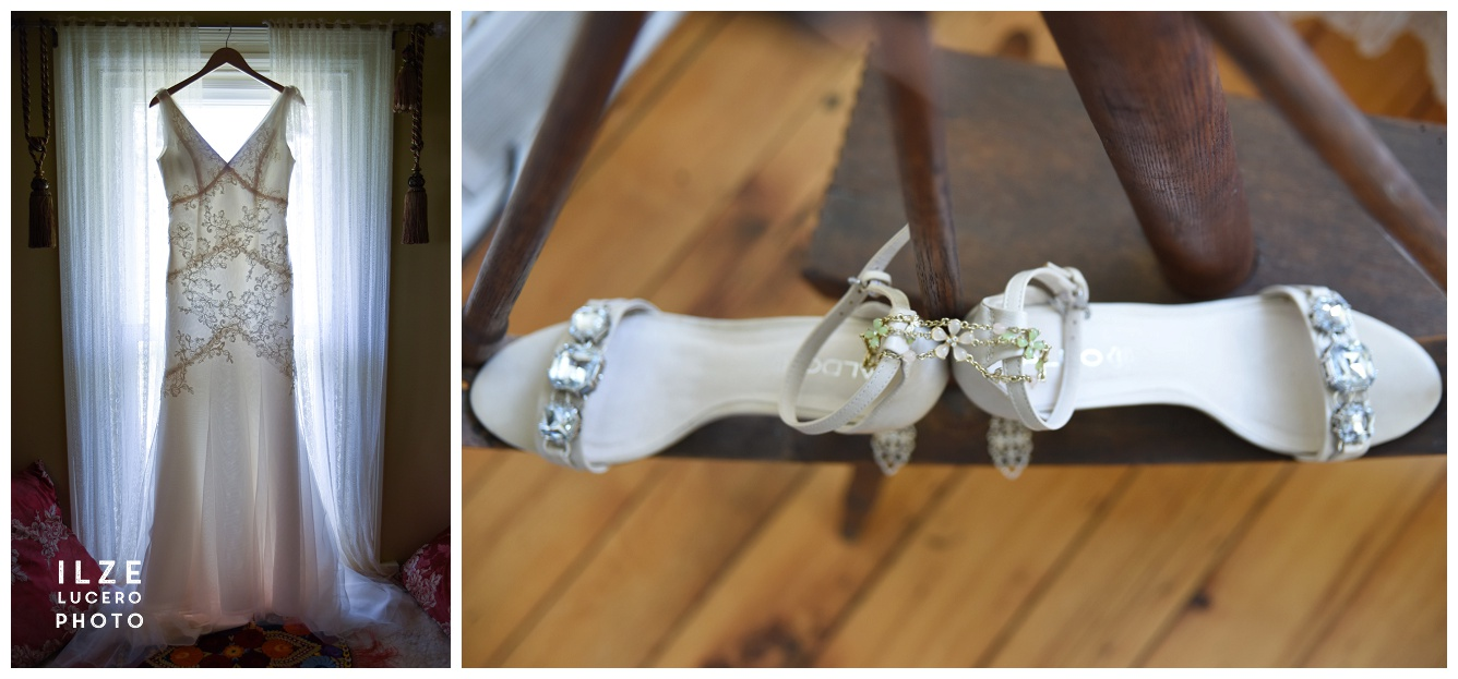 Wedding details inspiration photo