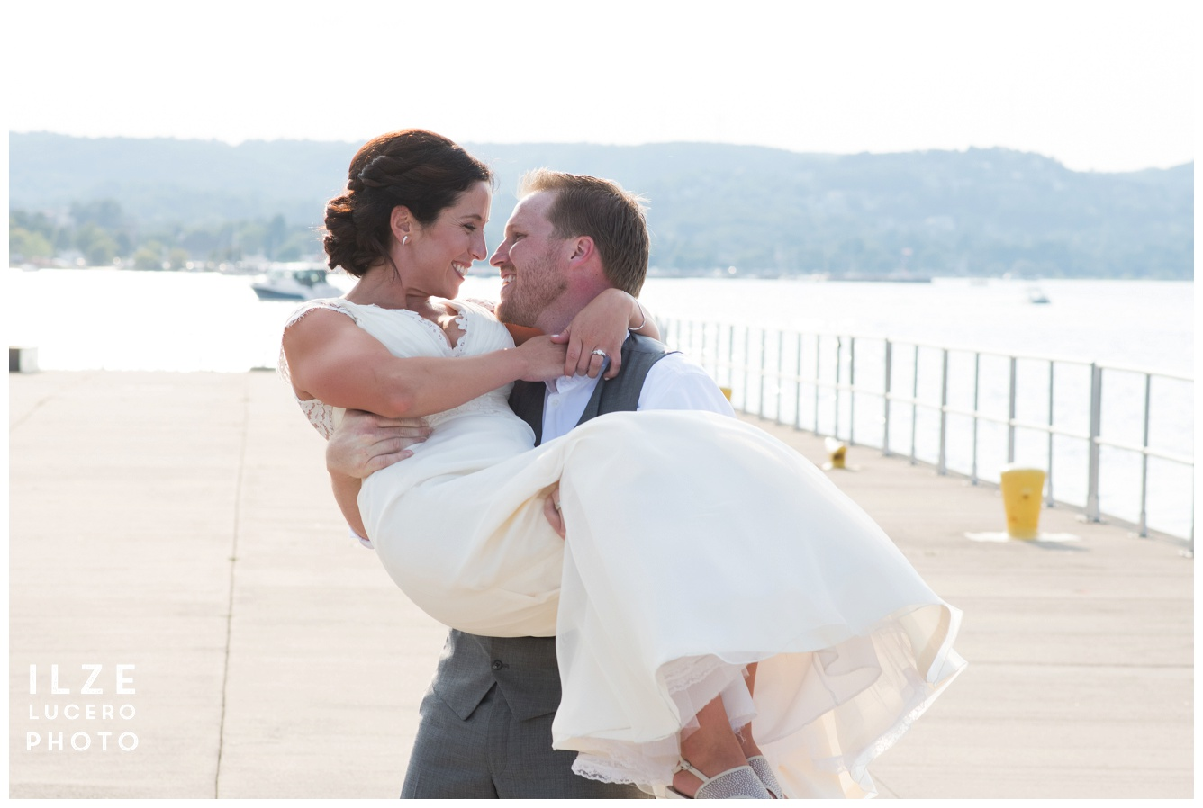 Traverse City Wedding