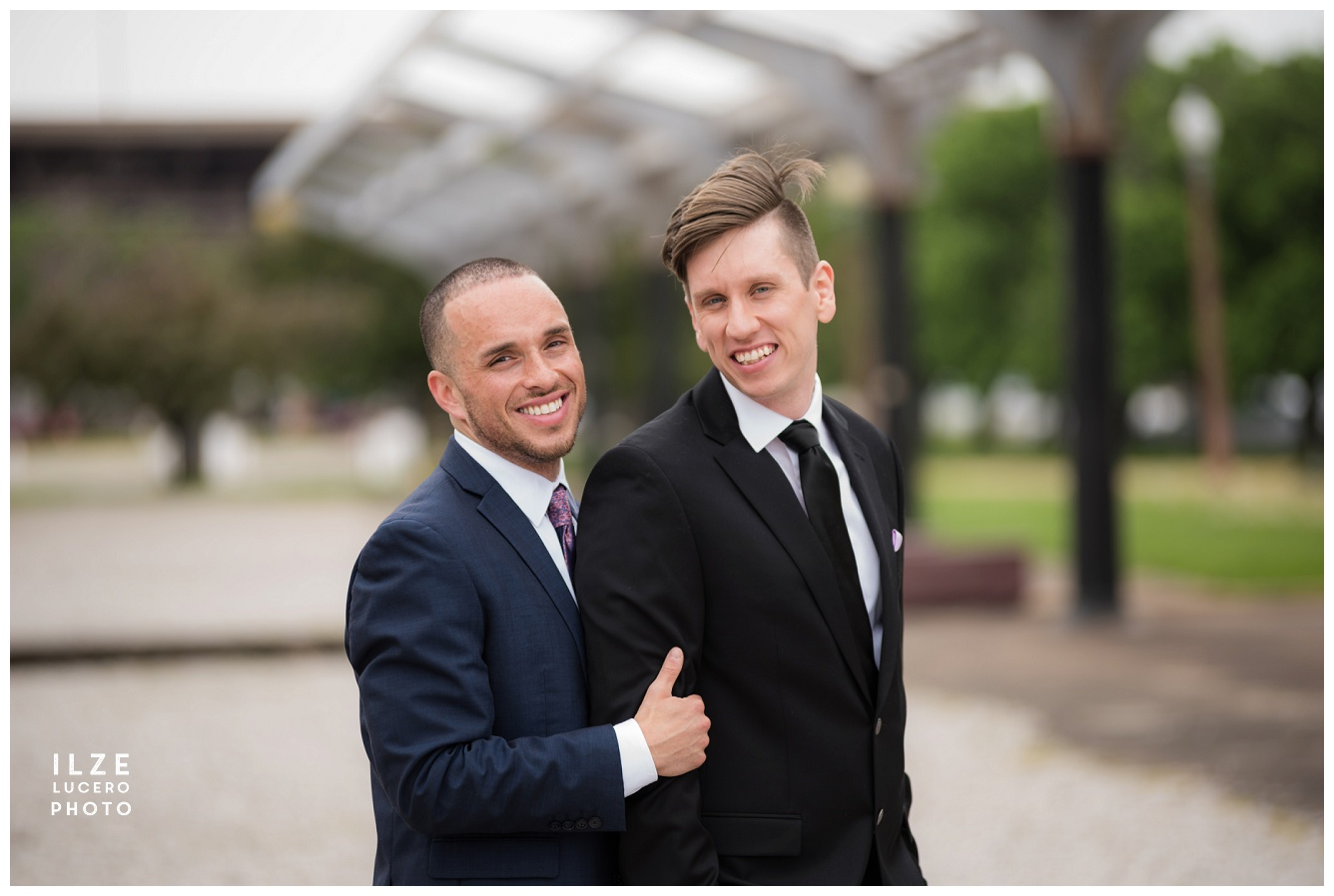 Same sex couple photographer