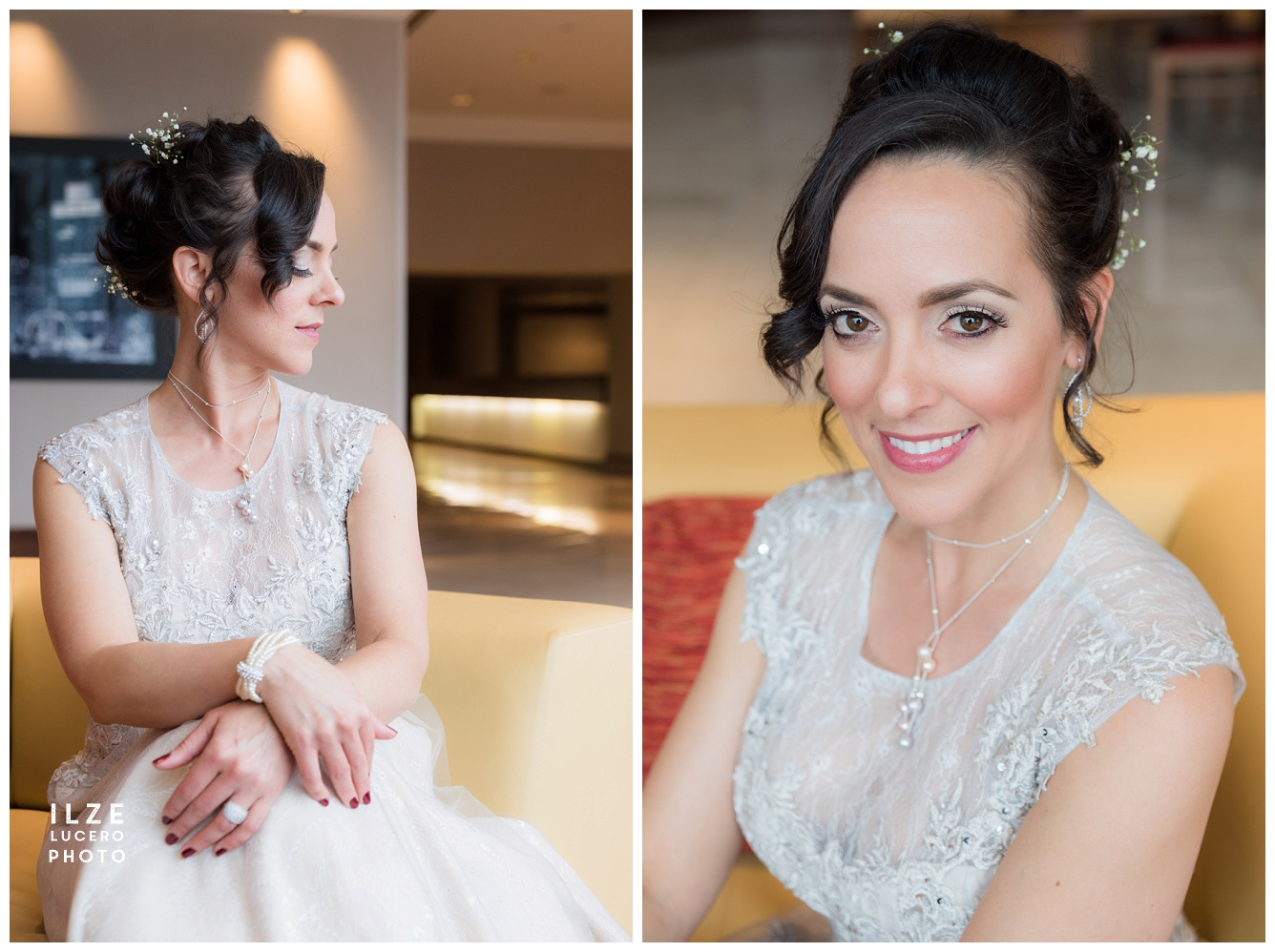 Detroit wedding at ren cen