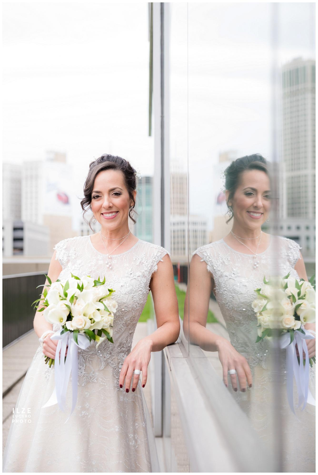 Detroit  architecture wedding