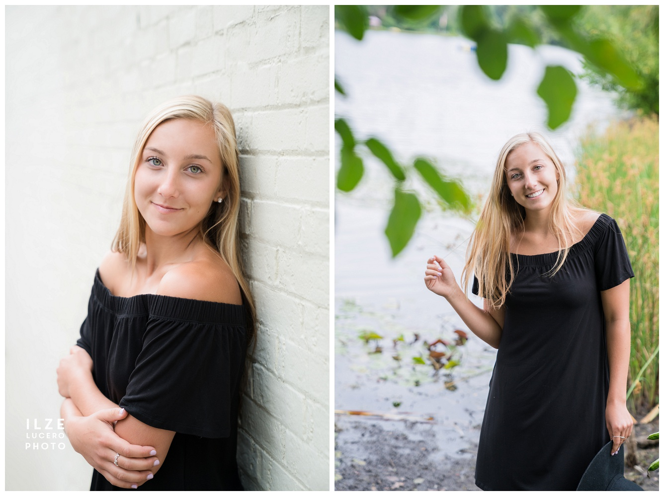 Senior Photo Shoot Clarkston Mill Pond