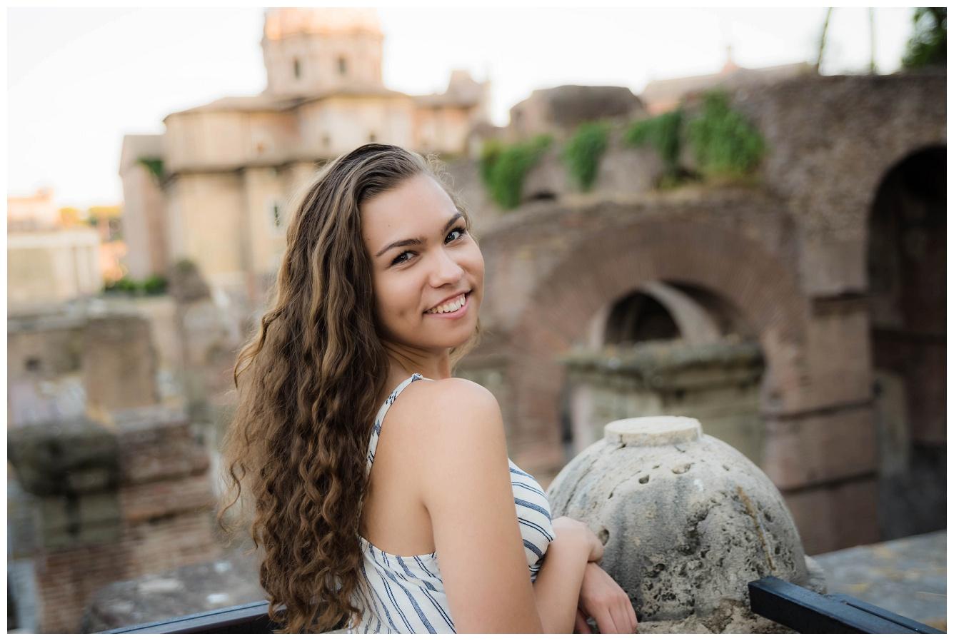 Senior Photos Abroad