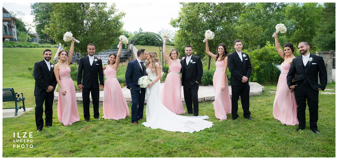 Bridal Party  Birmingham Wedding Photos
