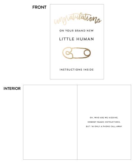 Ilze Lucero greeting card at Target