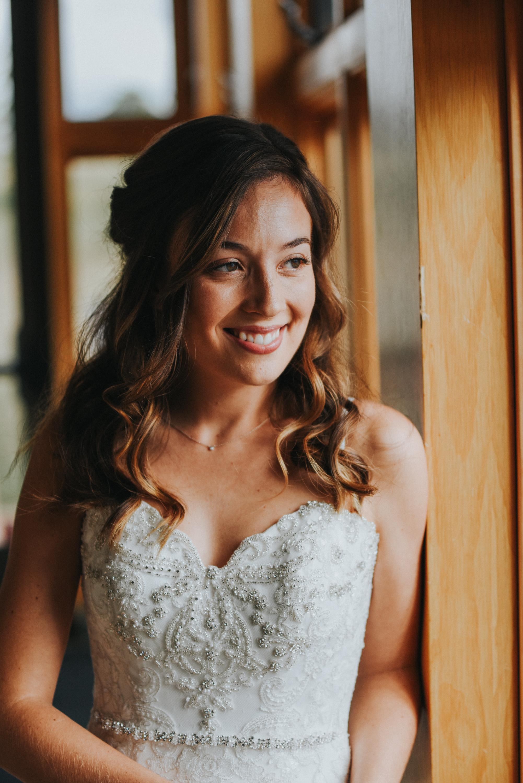 Bride - Indian Springs Wedding