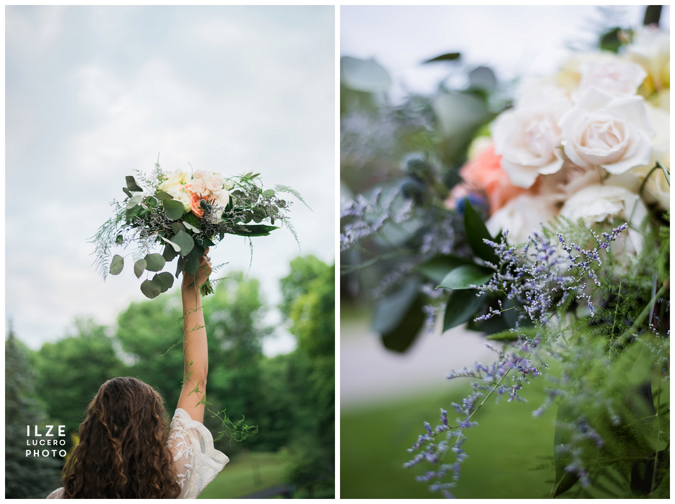 Wedding bouquet -  Detroit photogrpher