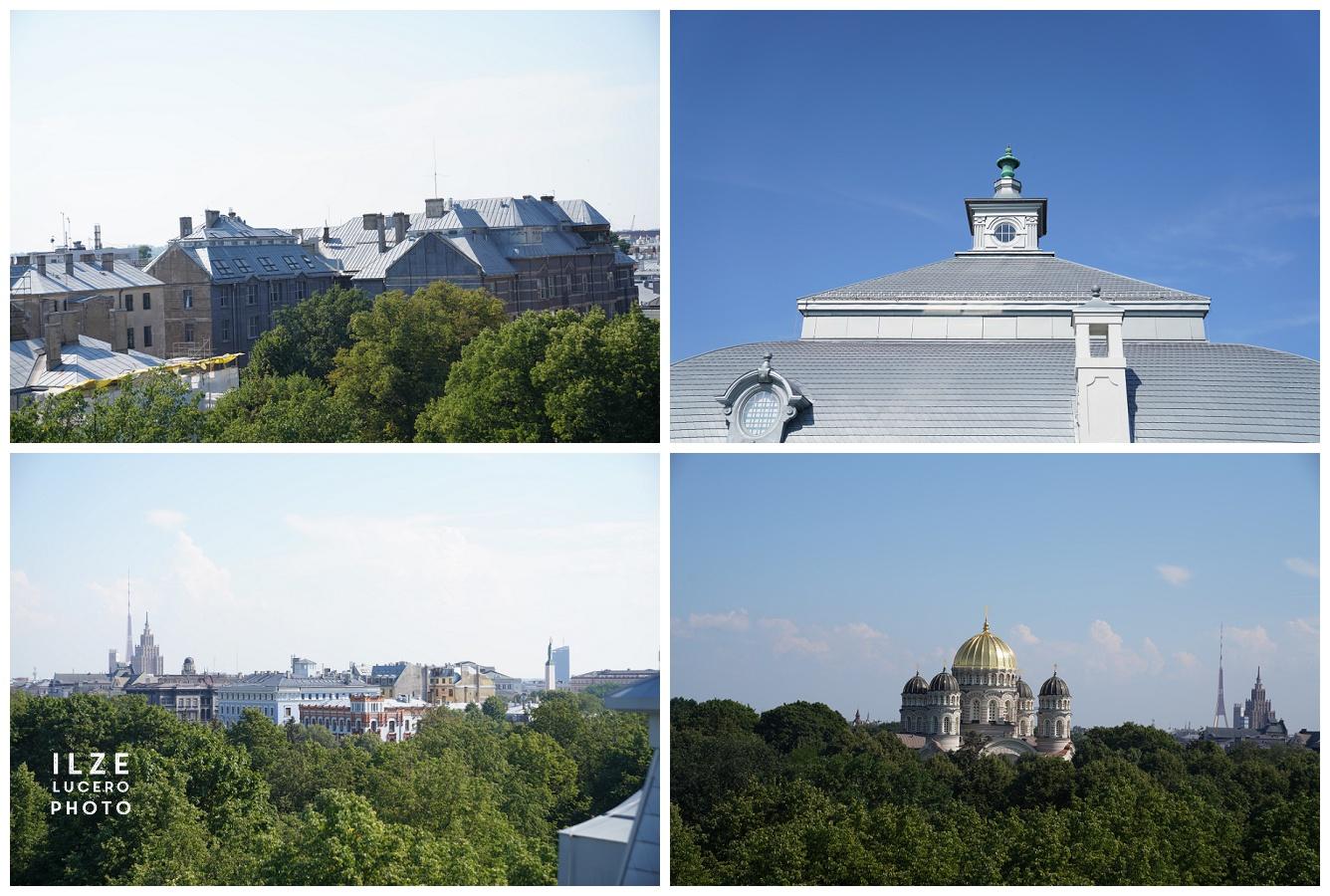 Latviajs Nacionalais Makslas Muzejs Terase