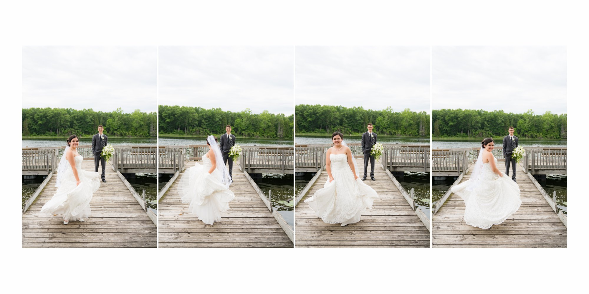 Clarkston Wedding at Independence Oaks Twin Chimneys