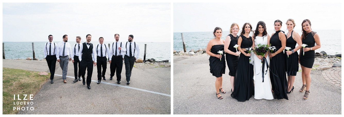 lake St Clair Wedding