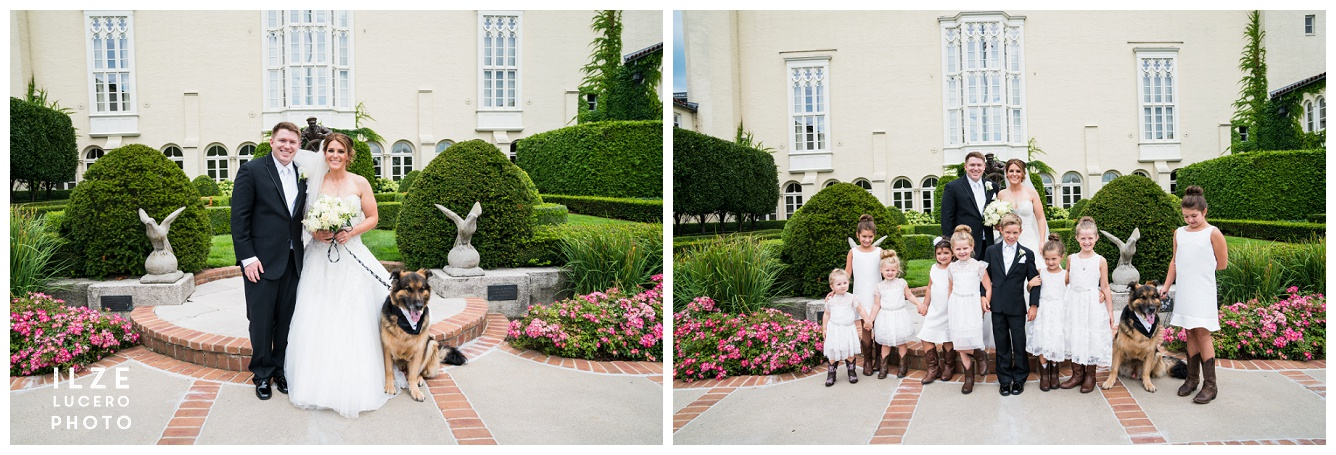 Detroit photogrpher- grosse pointe yacht club wedding